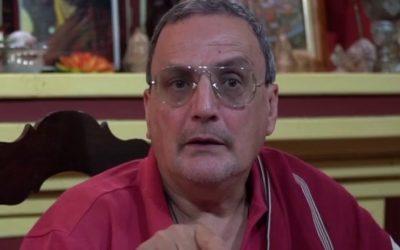 INTERVISTA AL PROF. SEVERINO ROQUE – LAMA ZOPA NORBU